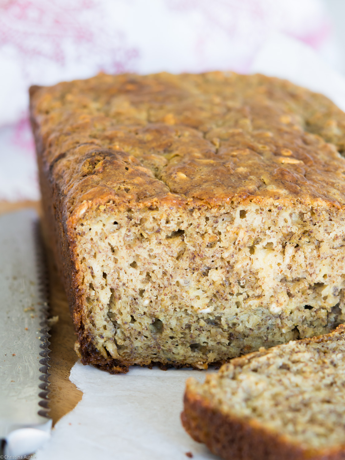 Breakfast Banana Bread