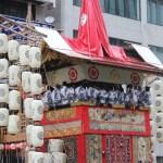 祇園祭の山鉾巡行 コースや時間別の見どころを解説!見学したあとは?