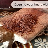 Opening your heart with Cacao