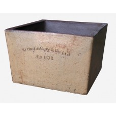 Errington Reay-83-oldleather-228x228 square planter available from strawberry garden centre uttoxeter