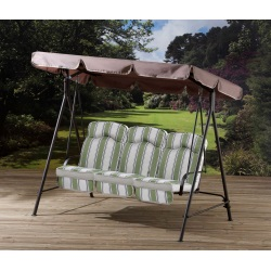 pagoda naples 3 seater hammock available from strawberry garden centre uttoxeter