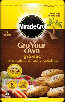Miracle-Gro Gro Your Own Gro-Sac available from Strawberry Garden Centre, Uttoxeter