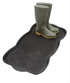 Gardman 82326 Rubber Boot Tray available from Strawberry Garden Centre, Uttoxeter