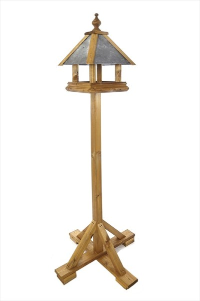 Tom Chambers BT003 Bedale Bird Table available from Strawberry Garden Centre,Uttoxeter