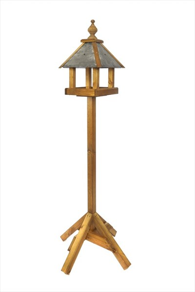 Tom Chambers  BT015 Baby Bedale Bird Table available from Strawberry Garden Centre, Uttoxeter