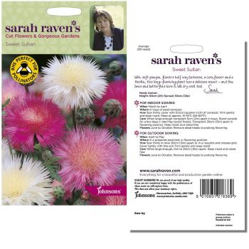 sarah-raven-sweet-sultan-seeds-available-from-strawberry-garden-centre-uttoxeter