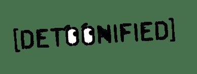 Detoonified- Logo