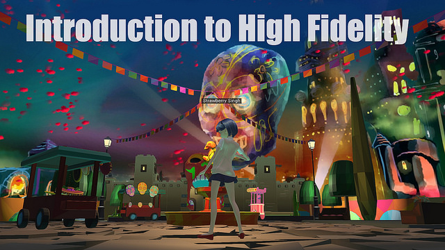 472a12812a83 Introduction to High Fidelity Inc – Social Virtual Reality World ...