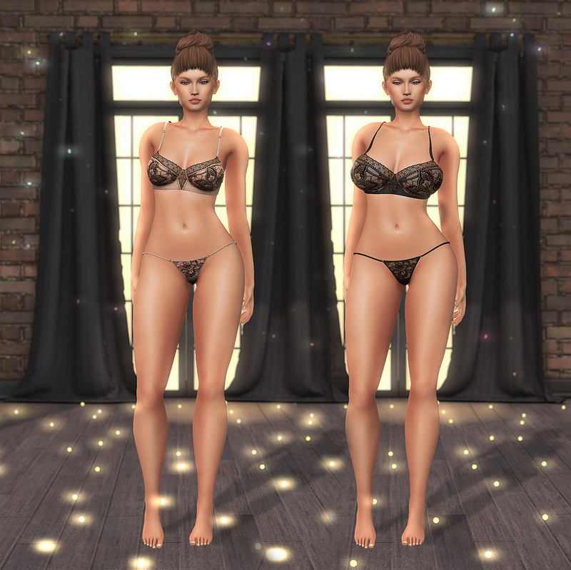 Tonic Fine and Curvy Mesh Bodies – StrawberrySingh com
