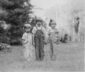 Bill White, Priscilla Litchfield, and Sally Deaver