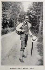 Herbert Welsh On the Road