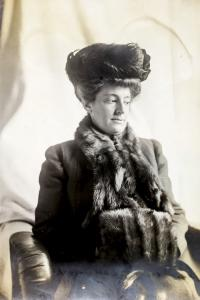 Anna Sailer, Mrs. Albin Penington
