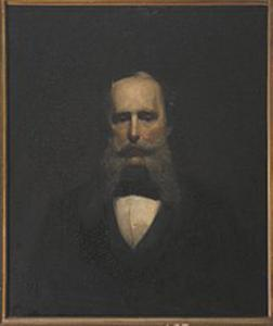 John Welsh Portrait