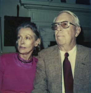 Priscilla and Stillman Kelley