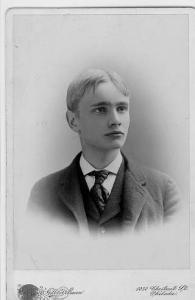 Welsh Strawbridge Age 16