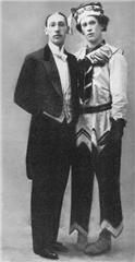 Stravinsky en Nyinsky