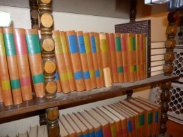Author Volumes