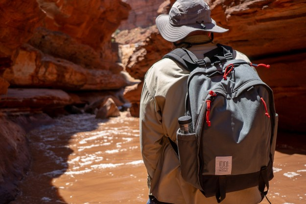 Topo Core Pack at Indian Creek
