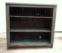30 Cool Bookcases Painted With Chalk Paint | yvotube.com