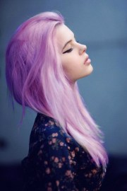 awesome lavender hairstyles
