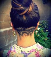 nape undercut hairstyle design
