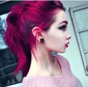 hair color strayhair