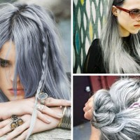 Gray Hair Color Inspiration Pictures