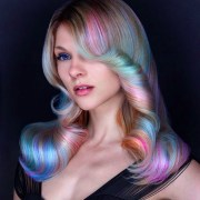 magic unicorn opal hair color