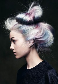 Magic Unicorn Opal Hair Color  StrayHair