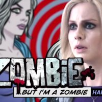 White Blonde Hair Looks Amazing In iZombie