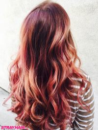 Photos Of Copper Colored Hair | Hairstyle Galleries for ...