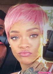 rihannas great short hairstyles