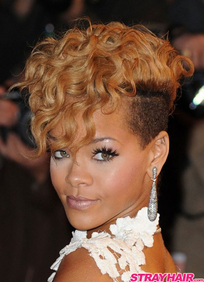 Image Result For Short Hairstyles Rihanna