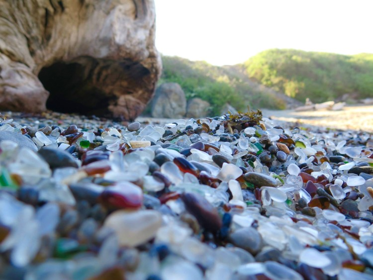 For now, Glass Beach remains—and here's to hoping we humans can keep it that way.