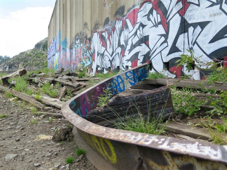 Abandoned Rails/Abandoned Trails