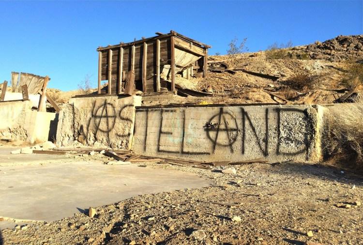 Wasteland Indeed @ SQM