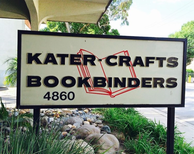 Kater-Crafts Bookbinders has survived for 67 years while many other bookbinding companies have failed.