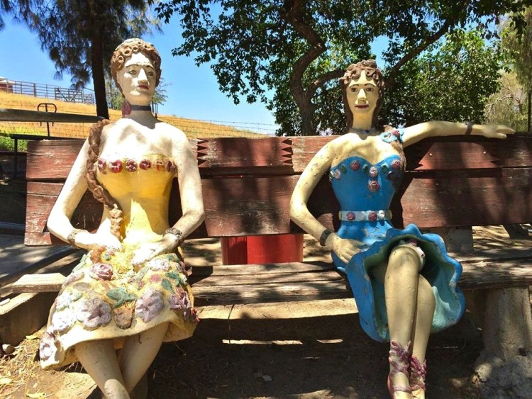 Hmmm, these ladies sure look a little familiar...