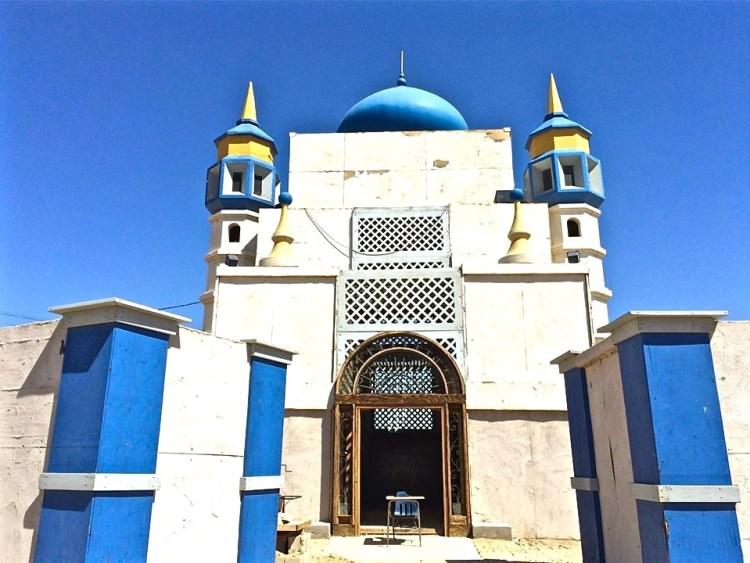 Medina Wasl Mosque