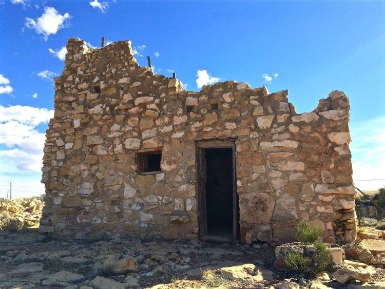 A partner of sorts with Earl Cundiff, Miller signed a lease to do business on the property and assembled a lengthy stone building he dubbed Fort Two Guns.