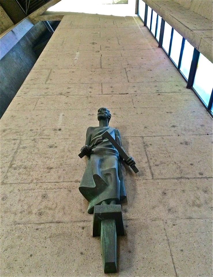 St. Joseph, you know that aspirin guy.