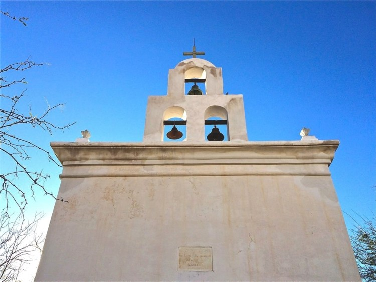 Visiting San Xavier del Bac Mission wasn't part of my original plan when I created the list of places I wanted to see along my 5-day road trip through Arizona. I discovered it by accident while looking for places to stay in Tucson and knew I had to see it for myself.