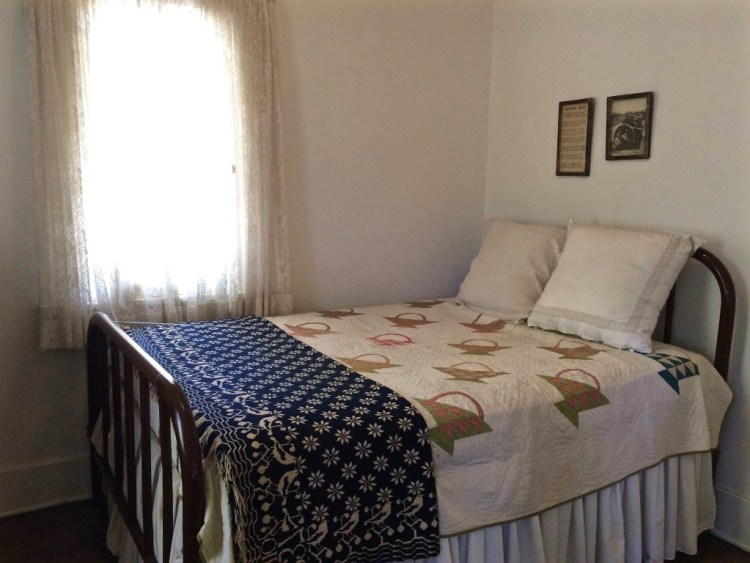 Little Tricky Dicky was actually born on this bed and lived in the house from 1913 to 1922. Tag PhotoAdd LocationEdit