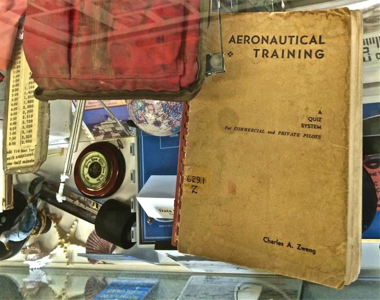 Aeronautical Training A Quiz System For Pilots By Charles Zweng In the 1940s and early 1950s, Charles Zweng managed the Pan Am Airlines navigation service and wrote numerous Aeronautical guides published between 1940-1960.