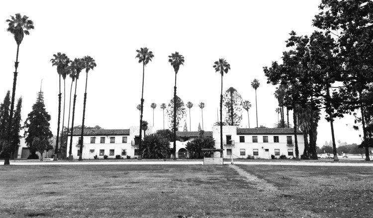 The LA Poor Farm got its start in 1887 when the county purchased 124.4 acres and hired the team of architects who had designed the Pico House in the Olvera Street area, St. Vibiana Cathedral and USC's Widney Hall.