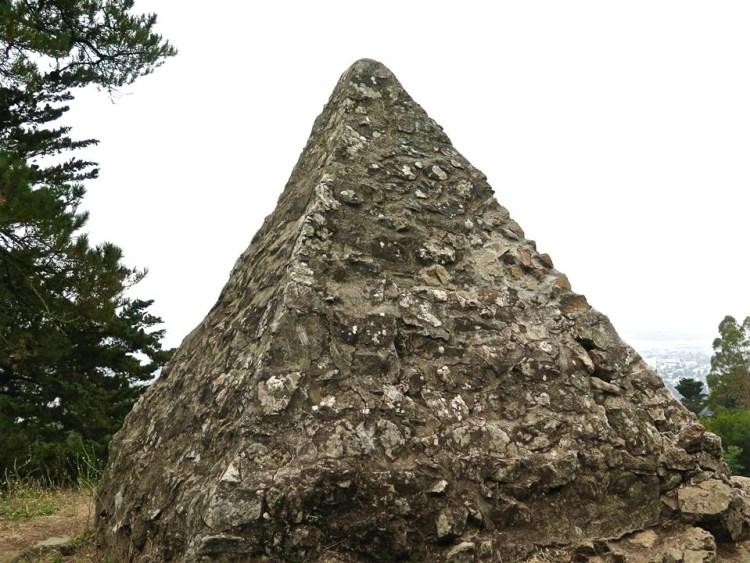 It stands around 10 feet tall,