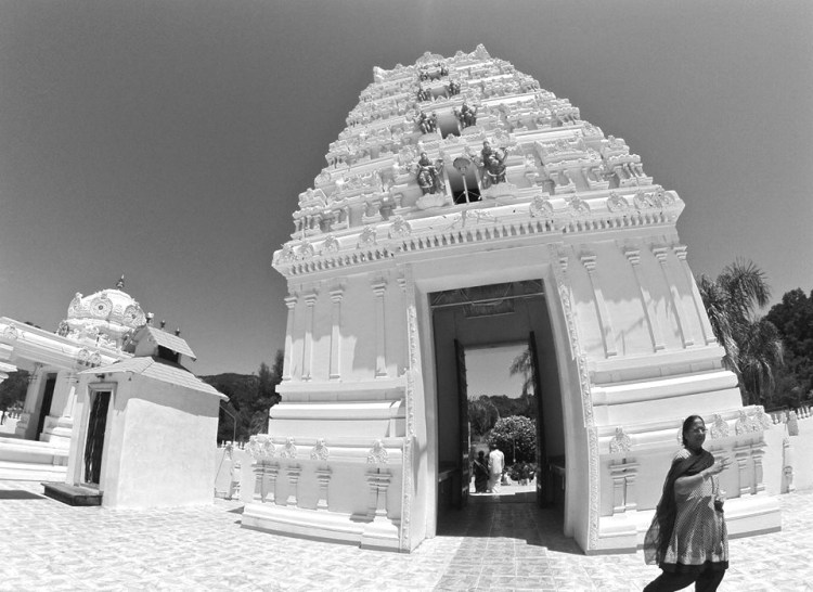 The temple has a devotee base of over 200,000 with a member base of nearly 3,000.