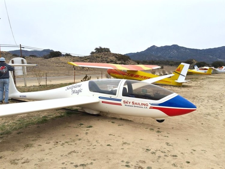 Since 1959, Sky Sailing has not had a student or passenger injured (what about before that?). All flights are flown by FAA Certified Commercial pilots. It is extremely safe since the sailplane carries no fuel or heavy engine, and is designed to land slowly in unimproved fields. Also, the sailplane is built stronger than most small aircraft! Slow speeds, short landings, nothing volatile and strength make this sport one of the safest. Ok then.