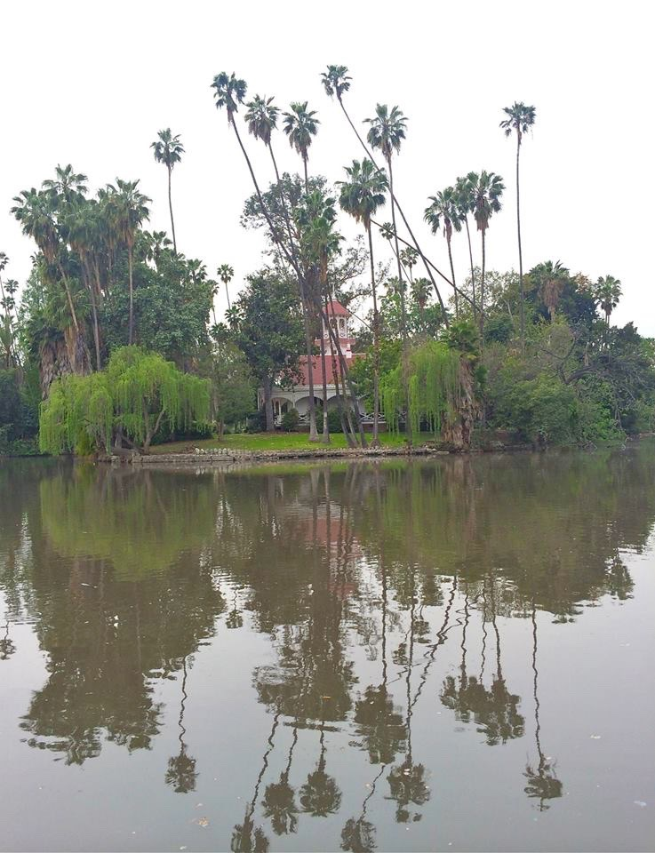 The Arboretum is sited on a remaining portion of the Rancho Santa Anita, one of the Mexican land grants of Southern California. Rancho Santa Anita was unusual in that it was located above a large part of the Raymond Basin aquifer.