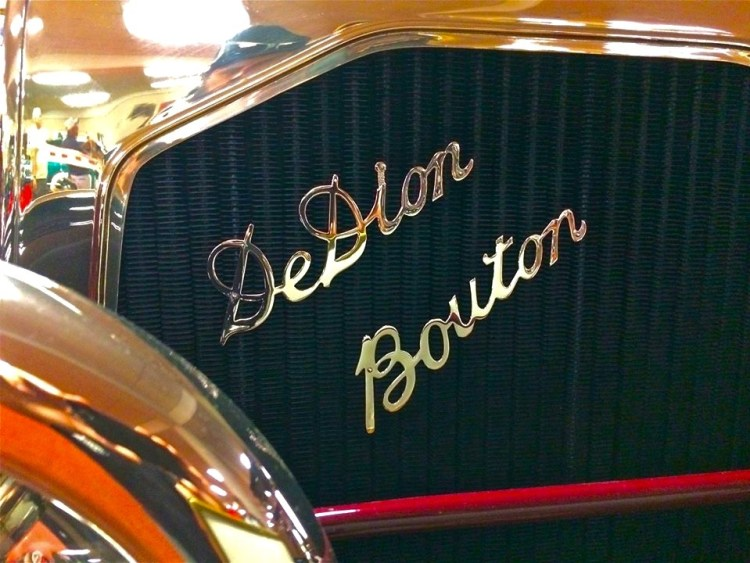 De Dion-Bouton was a French automobile and railcar manufacturer operating from 1883 to 1932.